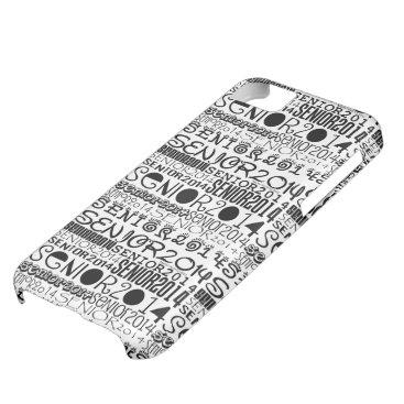 Beach Themed Senior 2014 iPhone 5 Tough Extreme Case