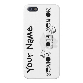 Senior 2014 - Taking the Next Step - iPhone Speck Cover For iPhone SE/5/5s