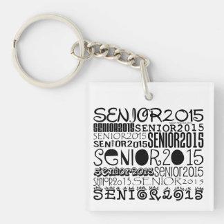 Senior 2015/Graduating: Priceless (Double-Sided) Acrylic Key Chains