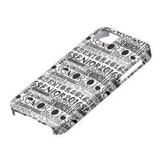 Senior 2016 iPhone 5/5S Tough Extreme Case