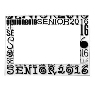 Senior 2016 Magnetic Frame