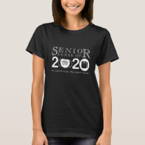 Senior 2020 | Quarantined Mask and Toilet Paper T-Shirt
