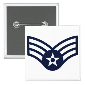 Senior Airman E-4 Button