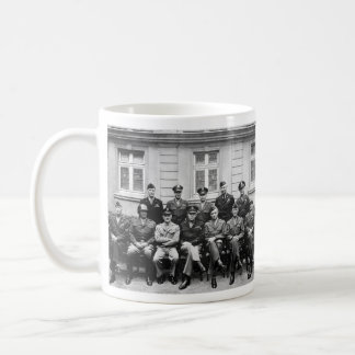 Senior American Military Officials of World War II Coffee Mug