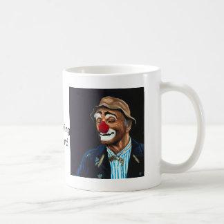 Senior Billy The Clown Coffee Mug
