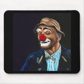 Senior Billy The Clown Mousepads