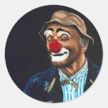Senior Billy The Clown Stickers