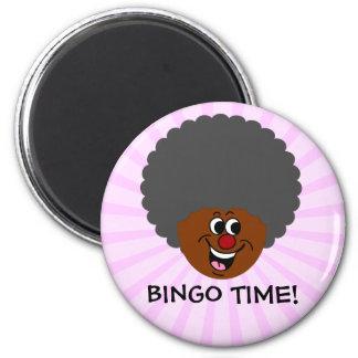 Senior Citizen Center Bingo Night Prize Winner Magnet