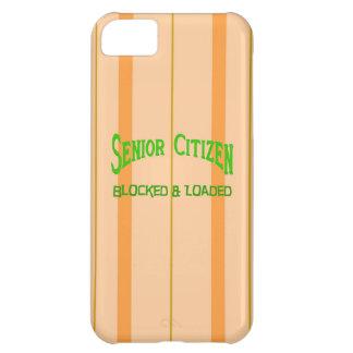 Senior Citizen iPhone 5C Cover