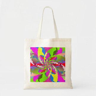 Senior Citizen Rainbow Tote Bag