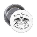 Senior Citizens Genealogy Guild Pins