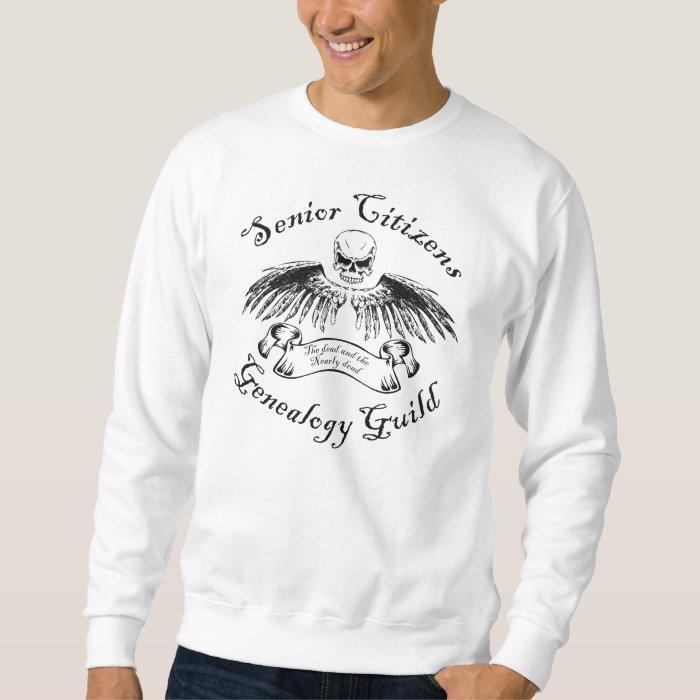 Senior Citizens Genealogy Guild Sweatshirt