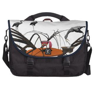 Senior citizens - I hate Sushi Laptop Bag