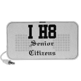 senior citizens portable speakers