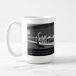 Senior Citizens - The flasher Classic White Coffee Mug