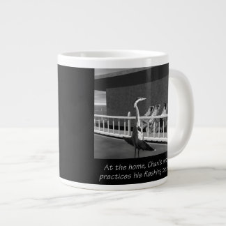 Senior Citizens - The flasher 20 Oz Large Ceramic Coffee Mug
