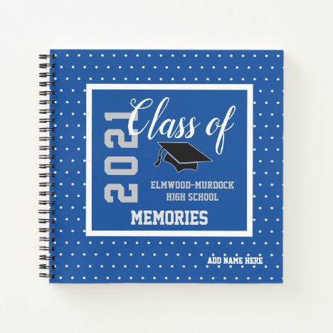 Senior Class 2021 High School Book