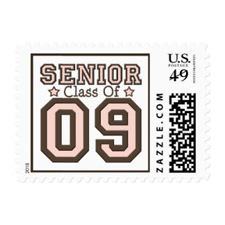 Senior Class of 09 Stamps