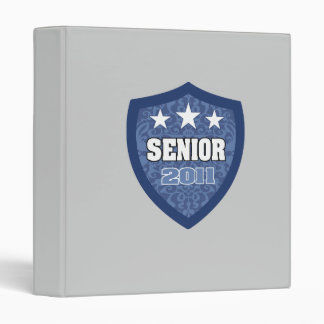 Senior Class of 2011 3 Ring Binder