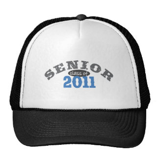 Senior Class of 2011 Mesh Hats