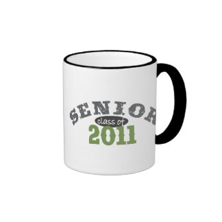 Senior Class of 2011 Mug