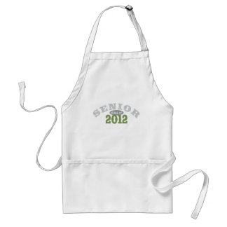 Senior Class of 2012 Adult Apron