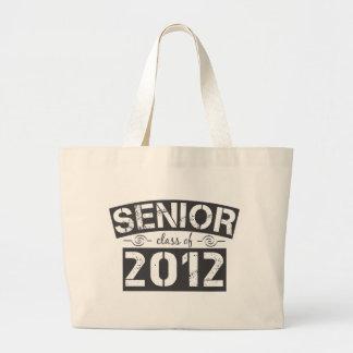 Senior Class of 2012 Canvas Bag