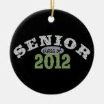 Senior Class of 2012 Christmas Tree Ornament