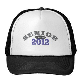 Senior Class of 2012 Mesh Hats