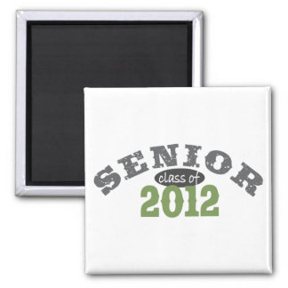 Senior Class of 2012 Refrigerator Magnets