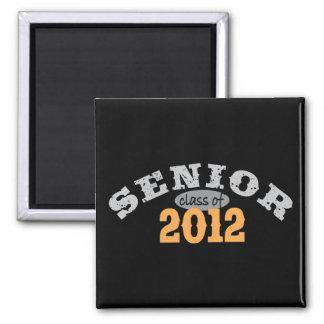 Senior Class of 2012 Fridge Magnet