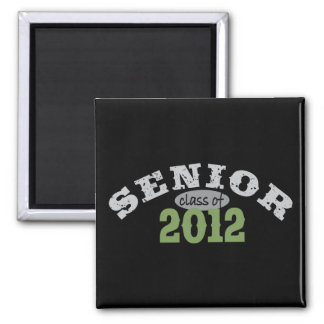 Senior Class of 2012 Magnet