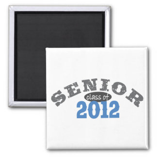 Senior Class of 2012 Magnets