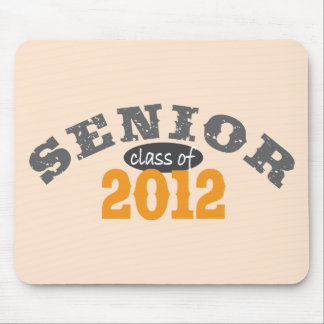 Senior Class of 2012 Mouse Pad