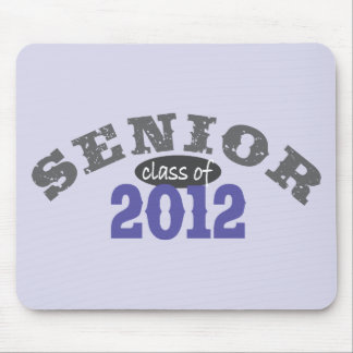 Senior Class of 2012 Mouse Pads