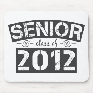 Senior Class of 2012 Mousepad