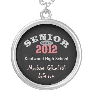 Senior Class of 2012 Custom Necklace