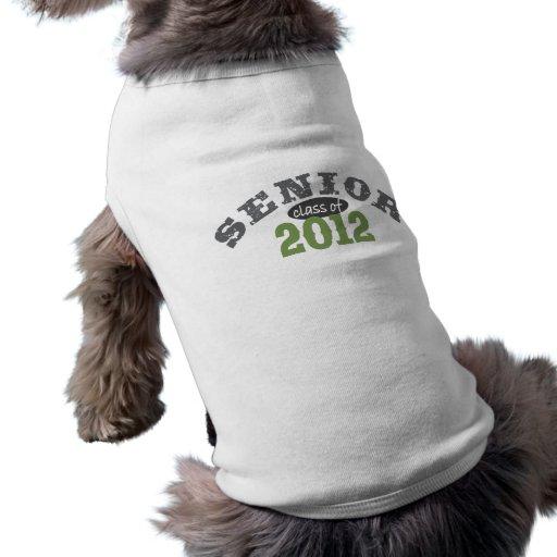 Senior Class of 2012 Pet Tee