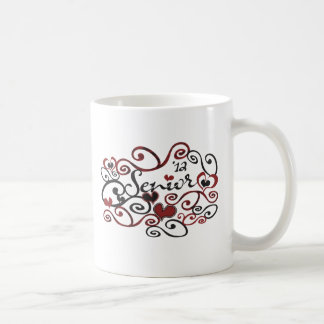 Senior Class of 2012 Whimsical Coffee Mugs