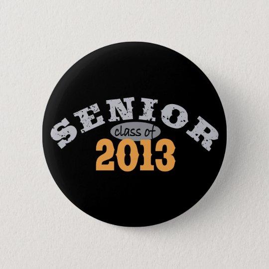 Senior Class of 2013 Button