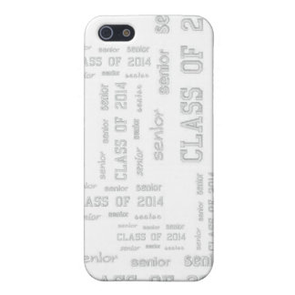 Senior Class of 2014 - Cover For iPhone SE/5/5s