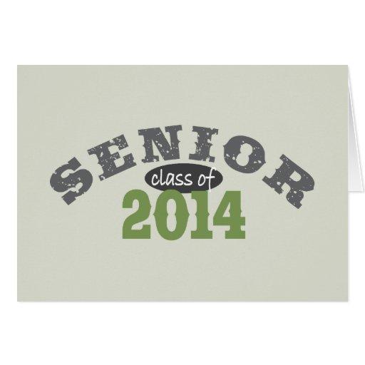 Senior Class of 2014 Greeting Card