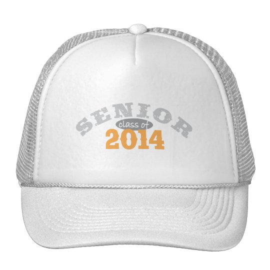 Senior Class of 2014 Trucker Hat