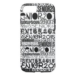 Senior Class of 2015 iPhone 7 Vibe Case