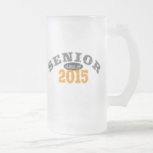 Senior Class of 2015 Coffee Mug