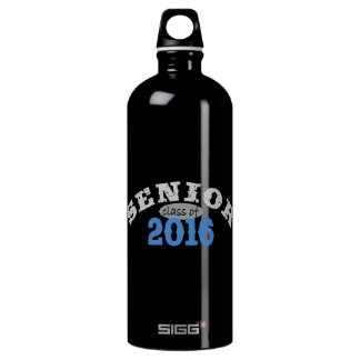 Senior Class of 2016 Blue SIGG Traveler 1.0L Water Bottle