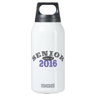 Senior Class of 2016 Purple SIGG Thermo 0.3L Insulated Bottle