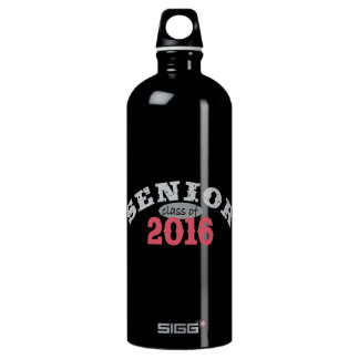 Senior Class of 2016 Red SIGG Traveler 1.0L Water Bottle