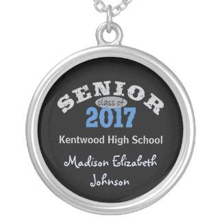 Senior Class of 2017 Blue Custom Jewelry