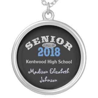 Senior Class of 2018 Blue Necklaces